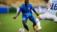 LIVE. Gent komt beter in de wedstrijd, Dinamo Kiev loert op de counter