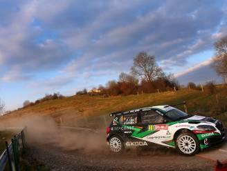 Spa Rally uitgesteld tot 2021, abrupt einde aan BK rally
