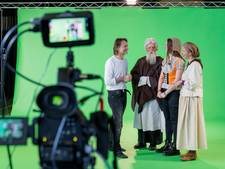 Sint-Petrusbasiliek, de movie en the making of...