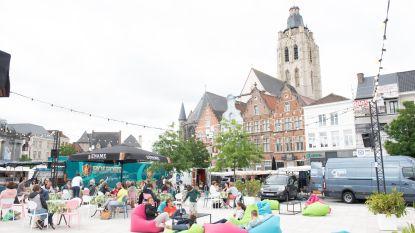 """""""Ondersteun met je bubbel de lokale horecazaken"""": stad start promocampagne voor horeca"""