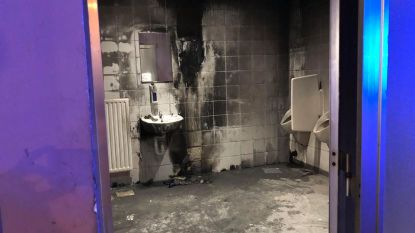 Twee minderjarige verdachten van brandstichting in station Denderleeuw opgepakt en geplaatst in instelling