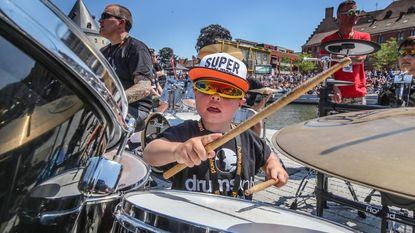 Kortrijk Drumt verbetert Belgisch record