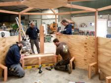 NLDoet bij scouting in Bemmel: 'Kinderen hebben hier rust en ruimte'
