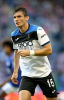 Marten de Roon in het shirt van zijn club Atalanta Bergamo.