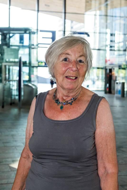 Hanne Wapenaar.