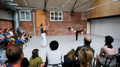 Dansers van P.A.R.T.S zwaaien school uit met eigen festival
