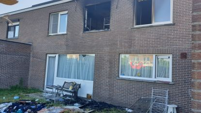Huis onbewoonbaar na brand in kinderkamer, gelukkig geen gewonden
