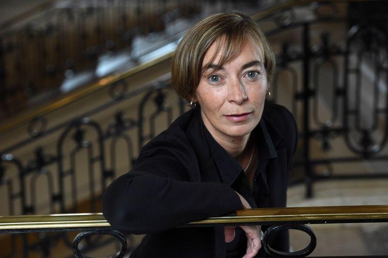Politierechter Kathleen Stinckens