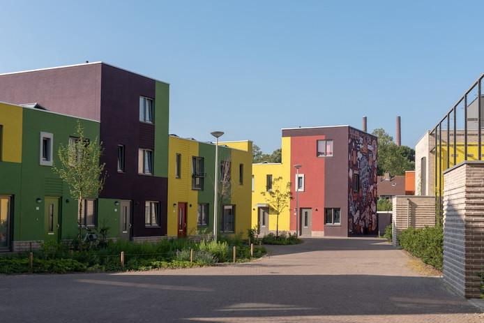 Onder meer plan Celsius in Woensel-West in Eindhoven wordt bezocht door het congres van de Academy of Urbanism.  De woningbouw op Strijp-R - hier het Cohousing-project - in Eindhoven wordt bezocht door het congres van de Academy of Urbanism.