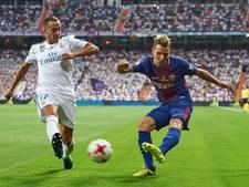 FC Barcelona-back Digne verleende hulp aan slachtoffers van aanslag