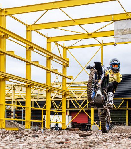 Hutten Staalbouw bouwt grote extra hal in Hardenberg
