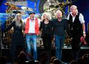 Stevie Nicks, John McVie, Christine McVie, Lindsey Buckingham en Mick Fleetwood.