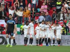 Promes met Sevilla eenvoudig door in Europa League