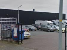 Camper gestolen bij bedrijf in Nijkerk