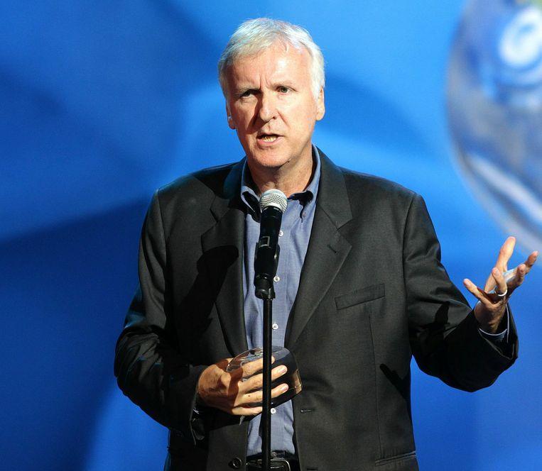 Regisseur James Cameron. Beeld AFP