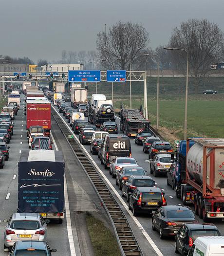 Brabantse ondernemers zijn verkeerslichten Hooipolder kotsbeu: 'Iemand moet met de vuist op tafel slaan!'