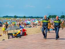 Extra politie op de been strand Nesselande: rellen blijven uit