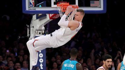 Ongezien! New York Knicks halen achterstand van 13 punten op in een dikke minuut tijd