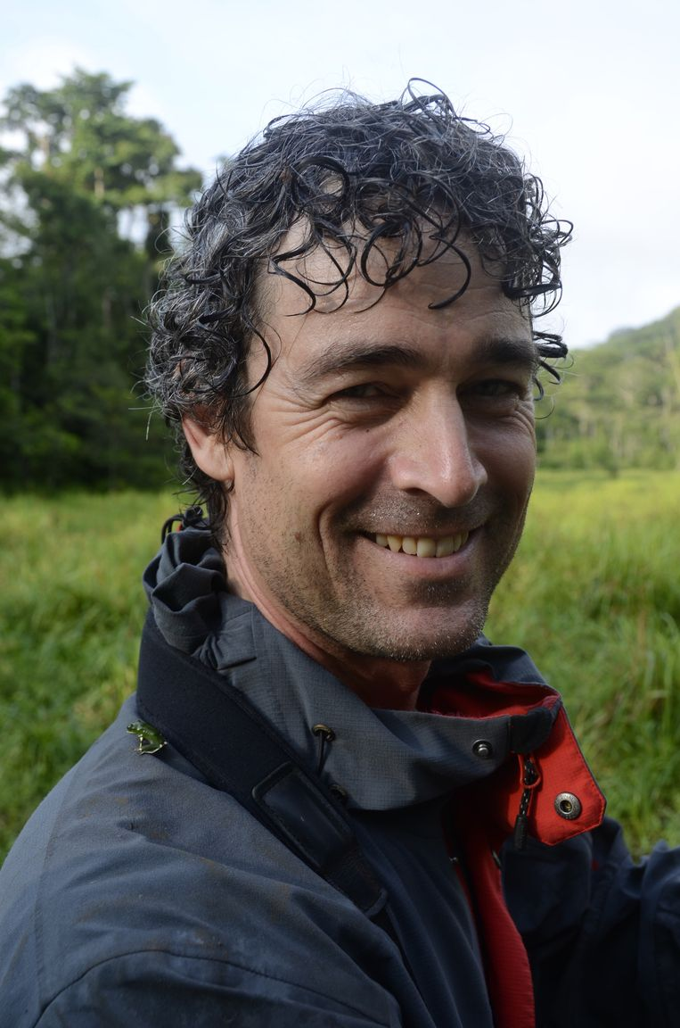 Jaap van der Waarde, Wereld Natuur Fonds Nederland Beeld null