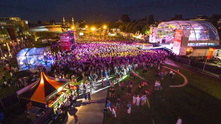 De 39e editie werd door een half miljoen mensen bezocht. Beeld Bas Uterwijk