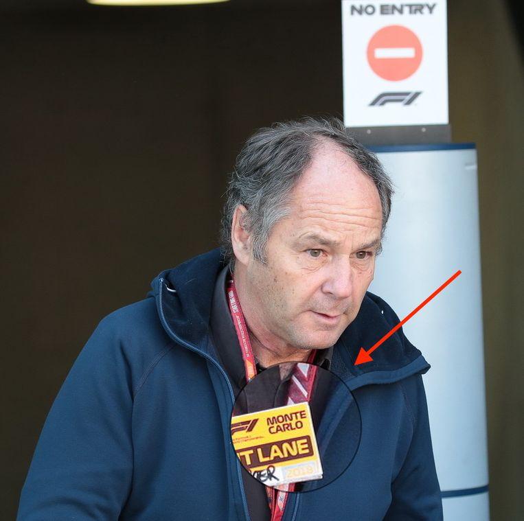Gerhard Berger.