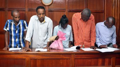 Politie Kenia arresteert 9 verdachten van aanslag op hotel. 6 verdachten, onder wie Canadees, eerste keer voor rechter verschenen