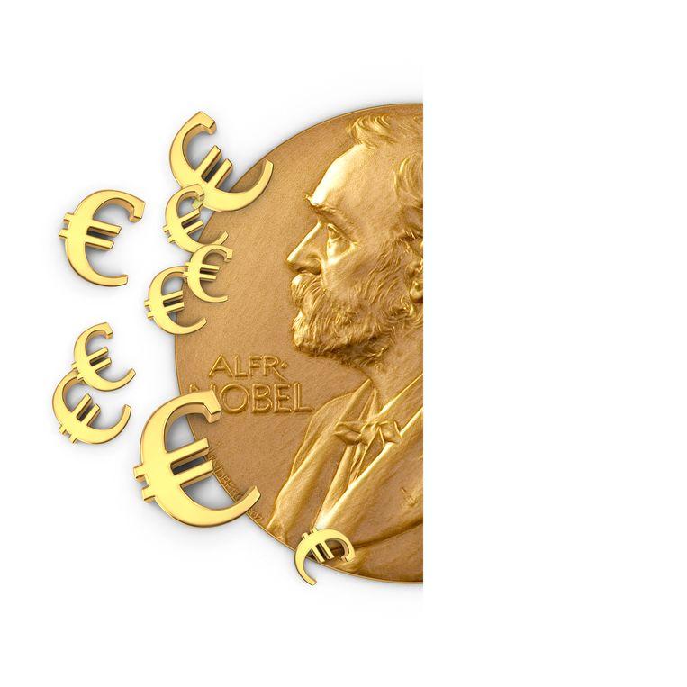Nobelprijs Economie.  Beeld JeRoen Murré