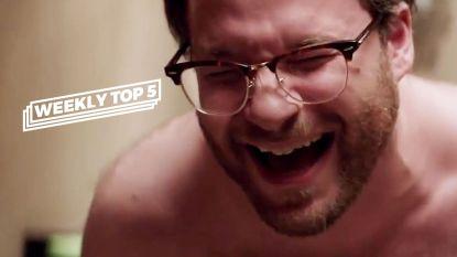 Top 5: de leukste sexy filmbloopers