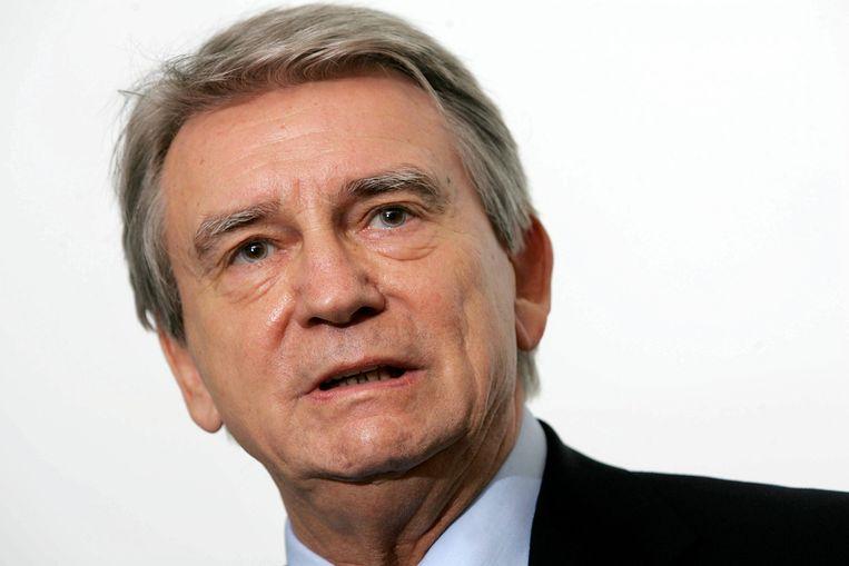 Steven Martens was de opvolger van Jean-Marie Philips als ceo van de KBVB.