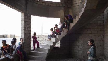 Jezidische gemeenschap aanvaardt geen kinderen van moeders die verkracht werden door IS
