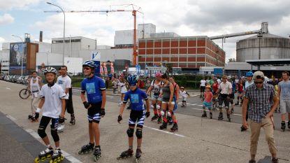 Iedereen op wieltjes welkom voor Roller Parade