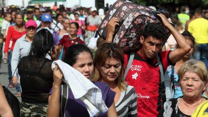 Bijna 150.000 Venezolanen vluchtten naar Chili in eerste helft 2018