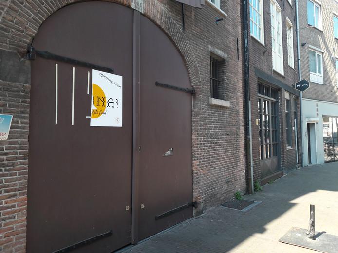 Restaurant Nonna! in de Bossche Karrenstraat.