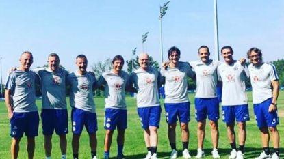 Chaos bij Chelsea: Conte duikt op voor training, maar heeft geen enkel contact met spelers