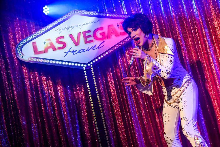 Ook travestie Ivana zal volgend seizoen terugkeren naar Cabaret Magiq.