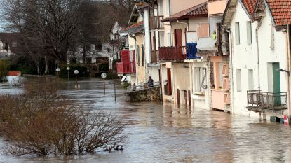 Winterstorm Fabien zet duizenden gezinnen in Frankrijk zonder stroom
