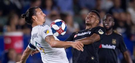 Zlatan beslist LA-derby met hattrick: 'Ik ben de beste'