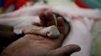 Ruim 100.000 baby's sterven jaarlijks door oorlog