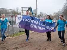 Vechtdal College is blij met nieuwe Ommer sporthal