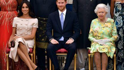 Queen houdt familieraad met Charles, William en Harry: gezellig wordt het niet