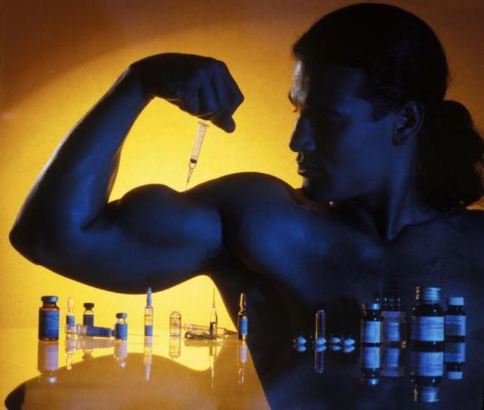 Anabole steroïden zijn eenvoudig te krijgen via internet. Het bestrijden van de illegale handel en het gebruik heeft nauwelijks effect. foto Peter Blok/HH/GPD