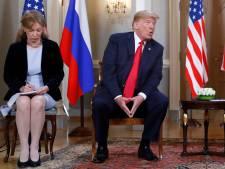 De vrouw die precies weet wat Trump besprak met Poetin