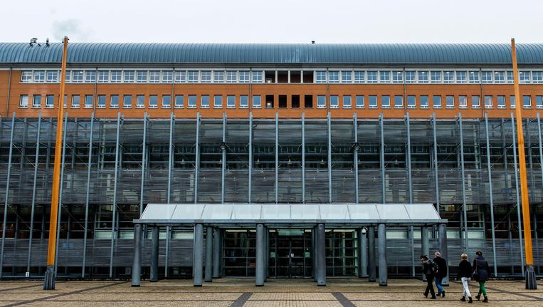 De rechtbank in Den Bosch. Beeld anp