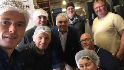 Evergem denkt aan project tegen voedselverspilling: Foodsavers in Gent is voorbeeld