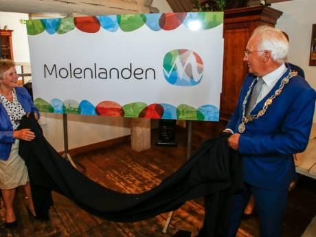 Logo Molenlanden zonder... een molen!