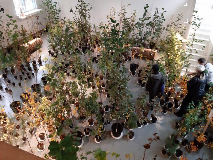 Het project 'Wildhout' bij Atelier NL