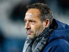 Van 't Schip eerste PEC Zwolle-trainer in tien jaar die de zak krijgt