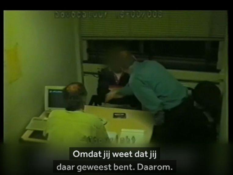 Een still uit de documentaireserie van de KRO-NCRV. Beeld Documentaire 'De villamoord'