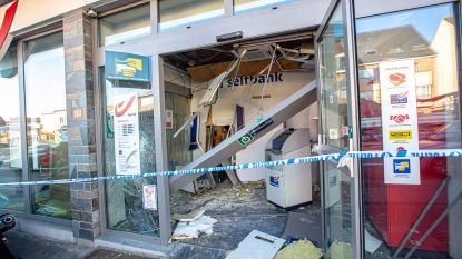 """Plofkraak in Bpost-kantoor in Dilbeek: """"Mijn zoon dacht dat het om een aanslag ging"""""""
