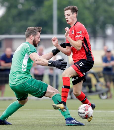Vereijken met Helmond Sport voor even terug bij 'zijn' Mierlo-Hout om te spelen tegen vrienden